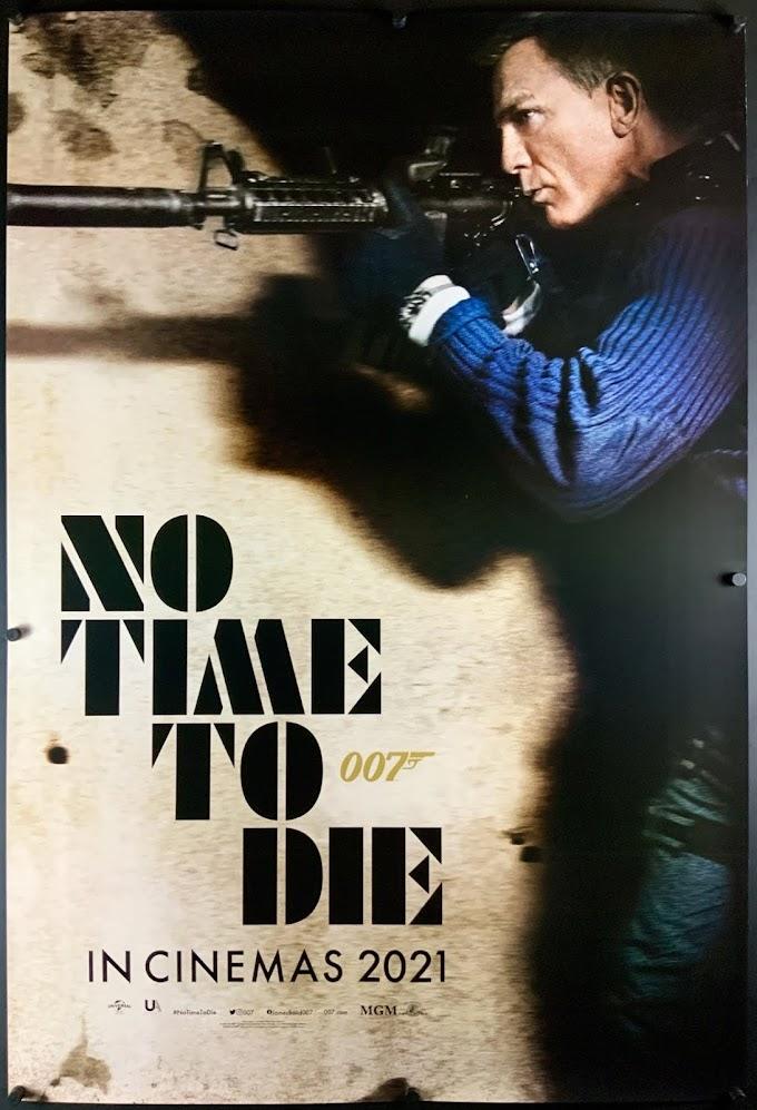 No Time to Die - James Bond Full Movie 2021 Download Hindi