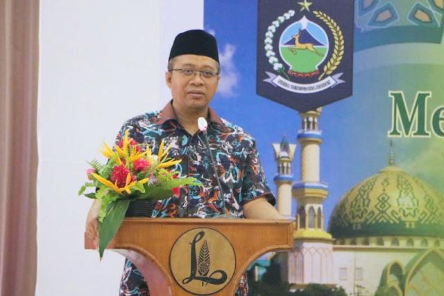 Gubernur NTB lepas 16 peserta kafilah STQ Nasional XXVI