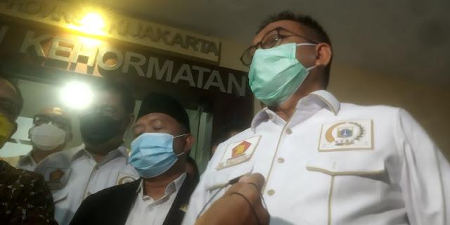 Ahirnya KUPA-PPAS Jakarta Tahun 2021 Disepakati Rp 79,52 Triliun
