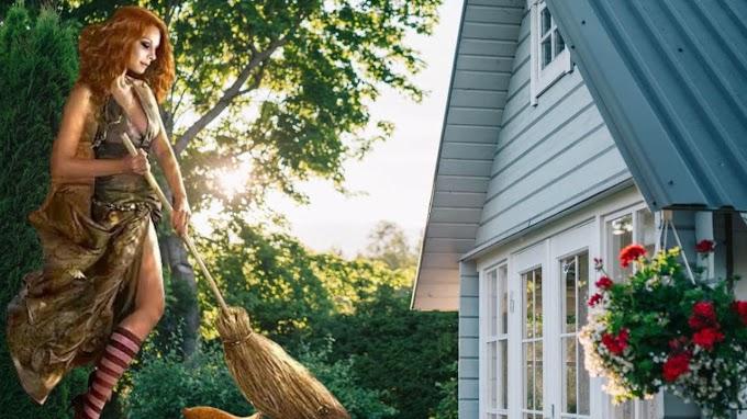 Чистка дома: выметаем прочь болезни, неудачи и сплетни