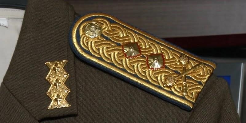 Президент присвоїв нові генеральські звання