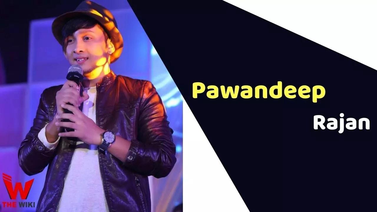 Pawandeep Rajan Singing