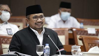 Menag Yaqut Cholil Ajak Ajak Gereja Toraja Rawat Kerukunan Umat Beragama