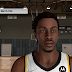 NBA 2K22 Isaiah Jackson Cyberface Official Face Scan from Patch 1.05