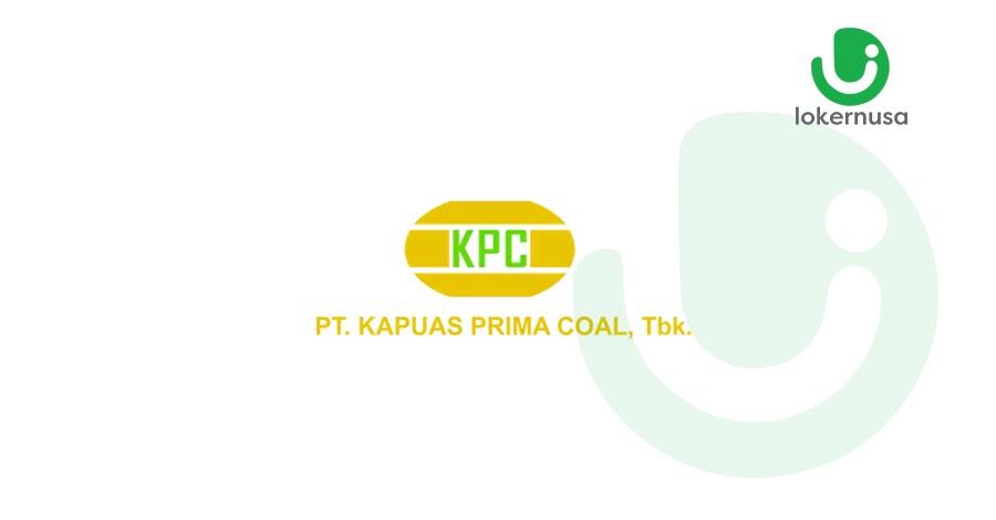 Lowongan Kerja Tambang Kapuas Prima Coal