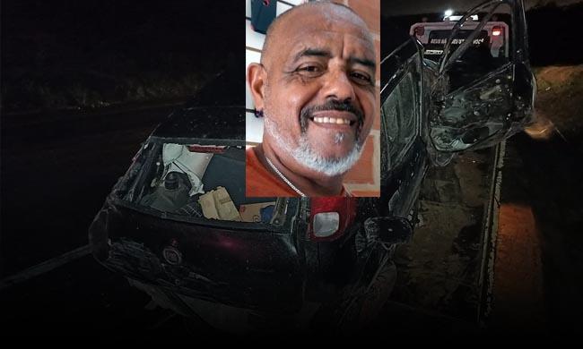 Bahia: Missionário morre em hospital, após grave acidente na BR-101