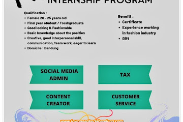 Loker Bandung Internship Program Elcorps