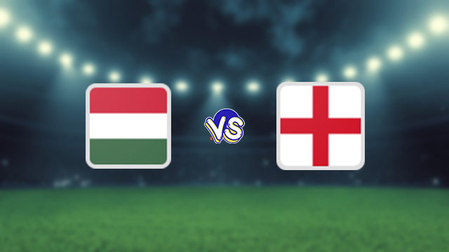 نتيجة مباراة إنجلترا والمجر اليوم 12-10-2021 في التصفيات الاوروبيه المؤهله لكاس العالم
