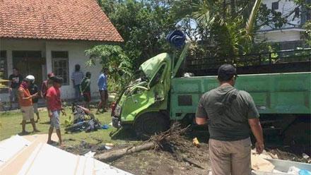 Kecelakaan Maut di Cilacap