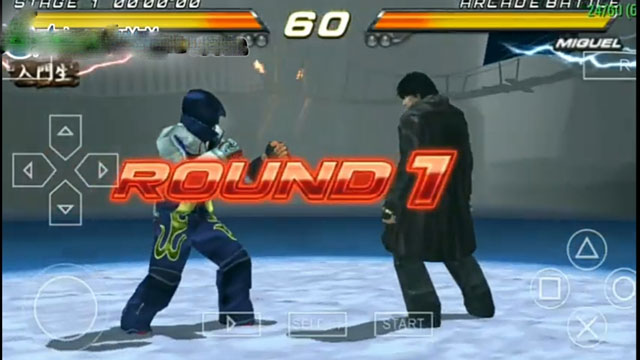 ميزات Tekken 7 PSP Mod
