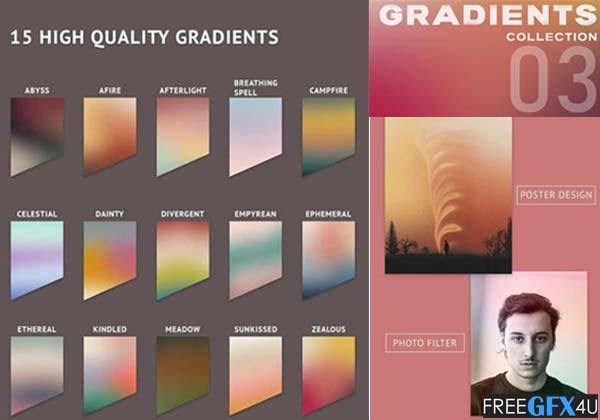 15 High Quality Stylish Gradients