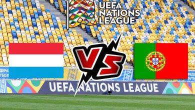 مشاهدة مباراة البرتغال و لوكسمبرج بث مباشر كورة جول Portugal vs Luxembourg