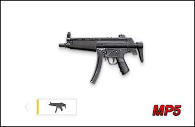 سلاح MP5