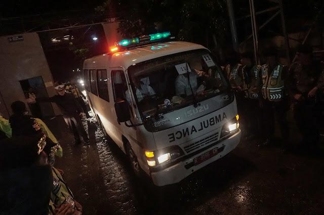 Laporan Kasus Unggahan Video Ambulans Ugal-ugalan Dicabut