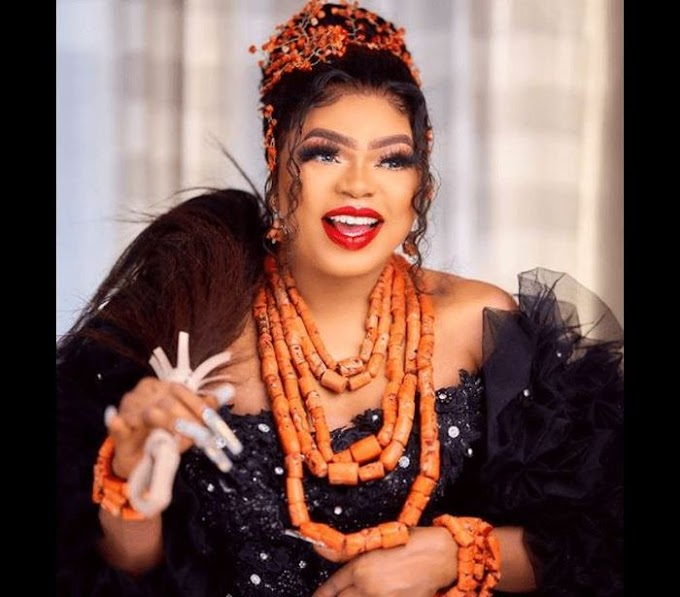 Do You Agree?? I'm The Most Talked About Celeb In Africa – Bobrisky