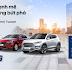 Hyundai Ngọc An Ưu đãi lên tới 100% phí trước bạ khi mua xe trong tháng 10