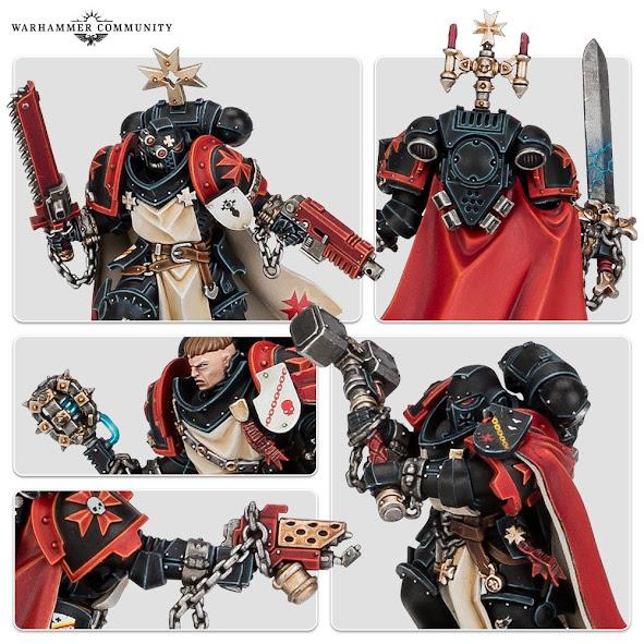 Hermanos de Armas Templarios Negros