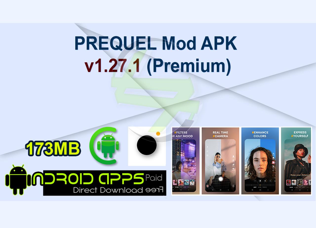 PREQUEL Mod APK v1.27.1 (Premium)