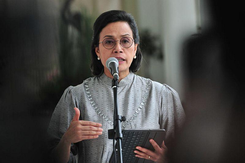 Optimis dengan Pertumbuhan Ekonomi, Sri Mulyani: Indonesia Bakal Menjadi Size Ekonomi Keempat Dunia!