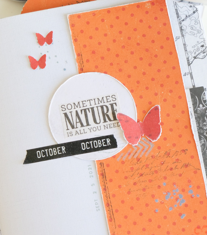 Capturing Beauty Any Season with Scrapbooking by Jamie Pate