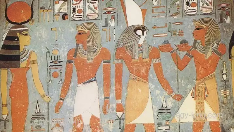 Horus and the pharaohs