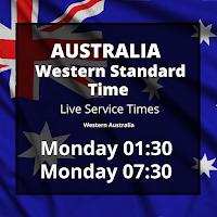 Australia Western Time