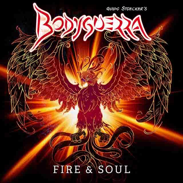 """Ο δίσκος των Bodyguerra """"Fire & Soul"""""""