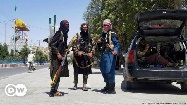 Taliban Kuasai Ribuan Mobil Militer dan Senjata, AS Khawatir Disalahgunakan