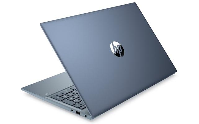 HP Pavilion 15-eh1000ns: portátil ultrabook con procesador AMD Ryzen 5, disco SSD y Windows 10 Home