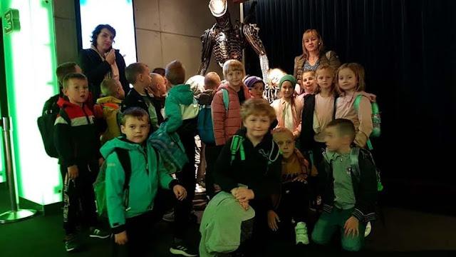 Przedszkolaki w kinie Helios