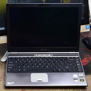 Jual Laptop SONY VAIO VGN-SZ38GP Core2Duo Second