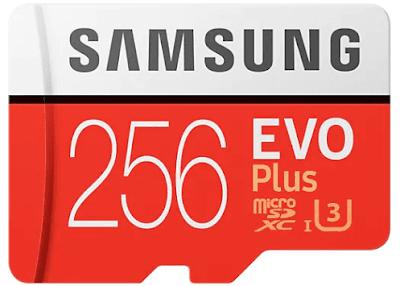 Samsung Evo Plus 256 GB