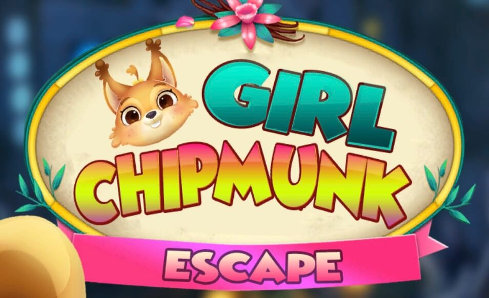 Play PalaniGames Girl Chipmunk Escape