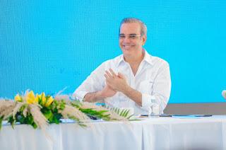 Presidente agotará agenda de trabajo en las provincias María Trinidad Sánchez y Santo Domingo este fin de semana.