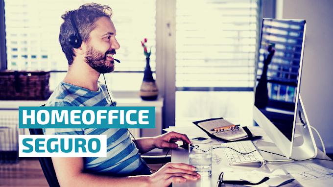 ¡4 Consejos para implementar un Home Office seguro en tu empresa!