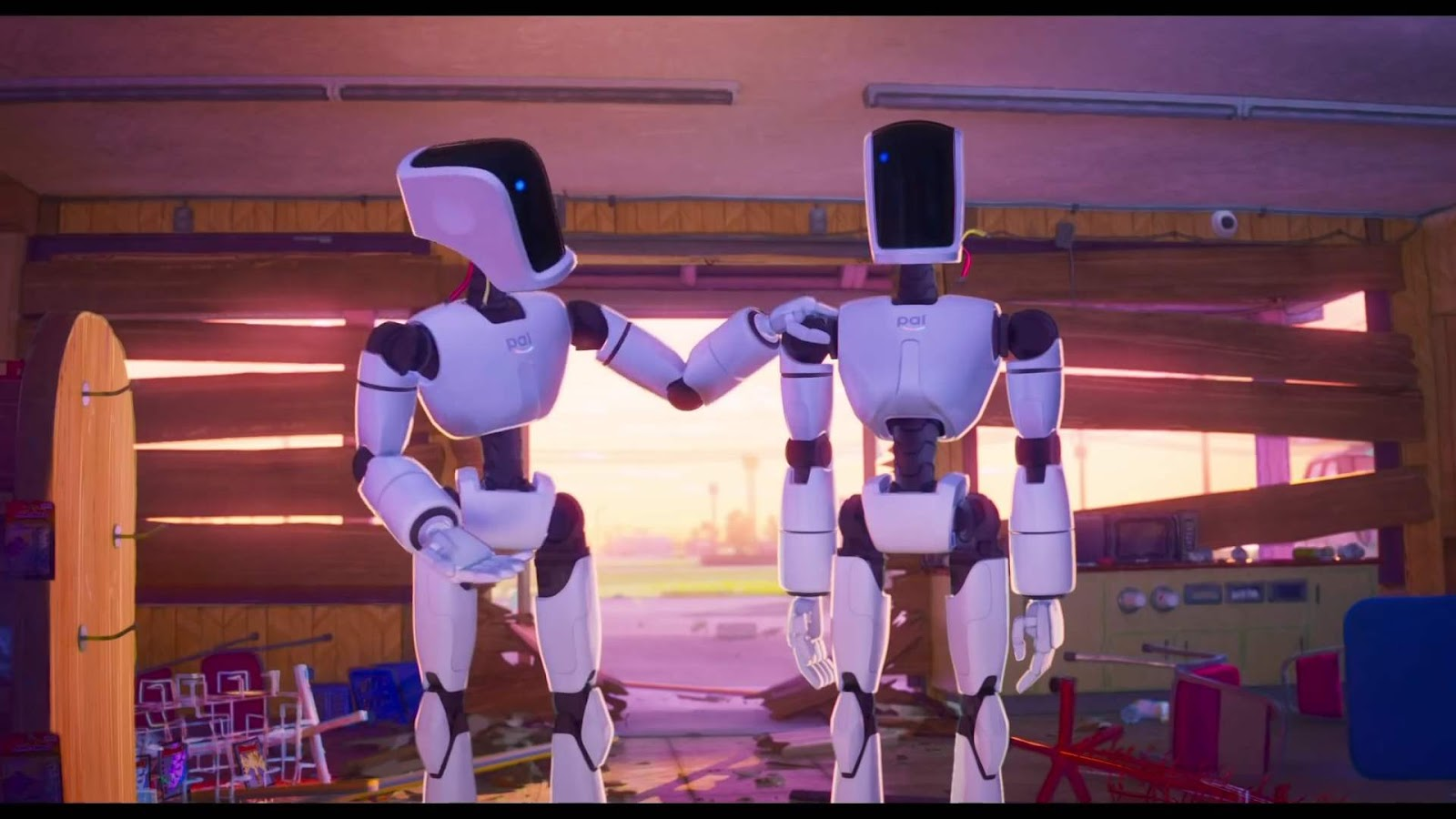film The Mitchells vs. the Machines 2021