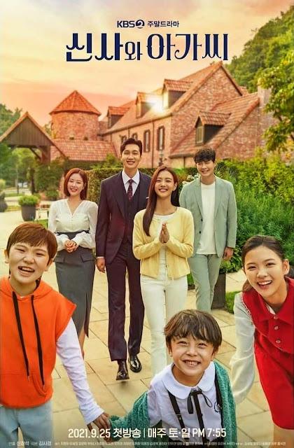 Nama Pemain A Gentleman and a Young Lady Drama Korea 2021
