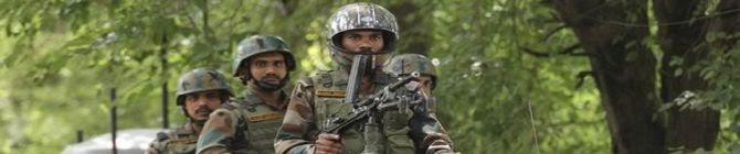 Three Lashkar Terrorists Killed In Encounter In J&K's Shopian