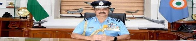 Chinese Air Force Present Across LAC; We Are Fully Deployed, Prepared: IAF Chief
