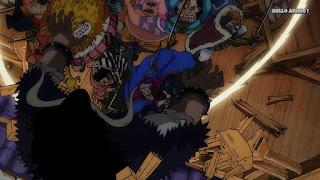 ワンピースアニメ ワノ国編 996話   ONE PIECE
