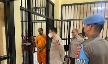 Keamanan Tahanan, AKBP Ponco Indriyo Rutin Cek Rutan Endra Dharma Laksana Polres Sidrap