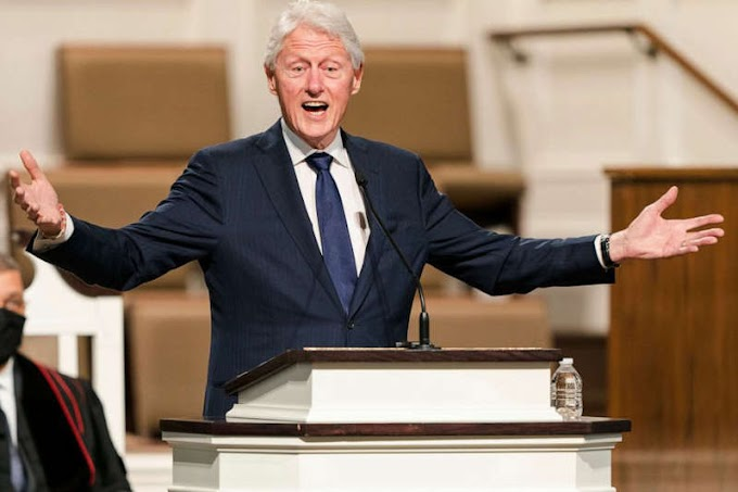 Bill Clinton admitted to hospital with blood infection known as sepsis, doctor says