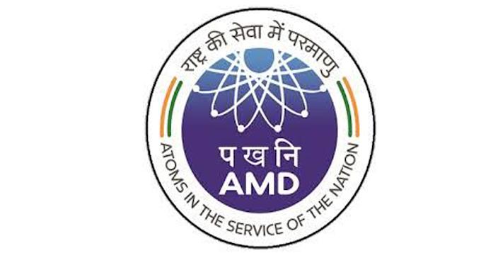 अन्वेषण आणि संशोधन अणु खनिज संचालनालय (AMD) - विविध पदे भरती