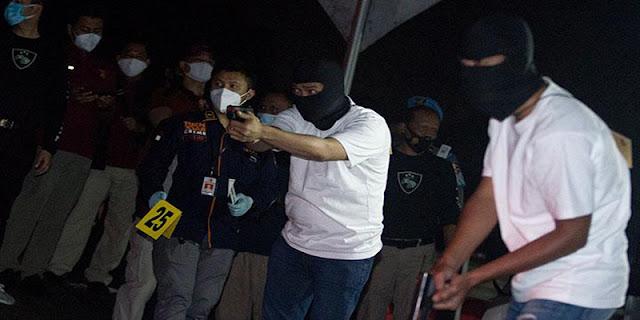 Anggota Polda Metro Tersangka Dugaan Pembunuhan di Luar Hukum Bakal Diadili di PN Jaksel