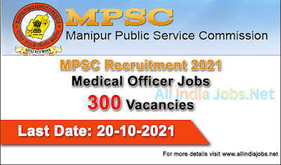 Manipur-PSC-Medical-Officer-Recruitment-2021