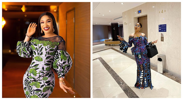 How can You serve me half meat and Fish in my dream- Tonto Dikeh calls out all the Witches in Nigeria for being Stingy