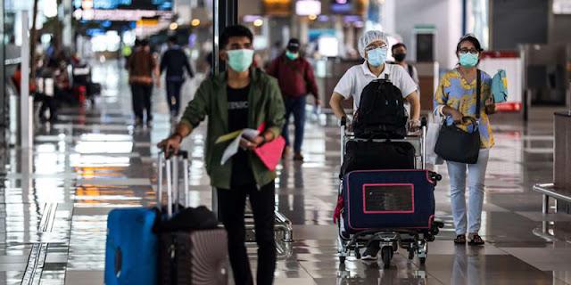 Penerbangan Internasional Dibuka, Syarat Vaksinasi Dikecualikan Bagi Empat Kelompok Ini