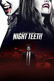 Night Teeth [2021] [CUSTOM HD] [DVDR] [NTSC] [Latino]