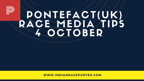 Pontefract UK Race Media Tips 4 October