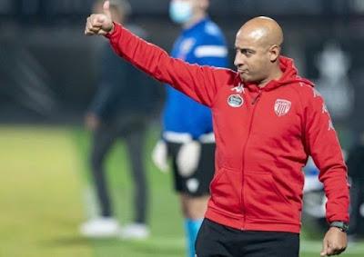اتحادية كرة القدم تقترب من التوقيع مع تونسي لتدريب المرابطون..- مصدر